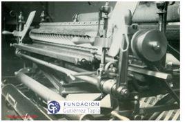 exposición sobre la industrialización en Tarazona