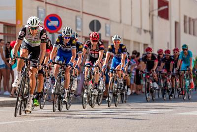 Éxito de participación en el Máster Tarazona de ciclismo