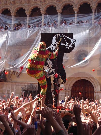 Evento de Fiestas en Tarazona