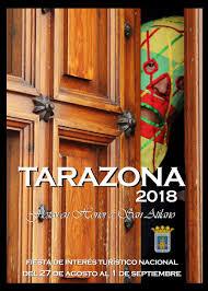 fiestas Tarazona 2018