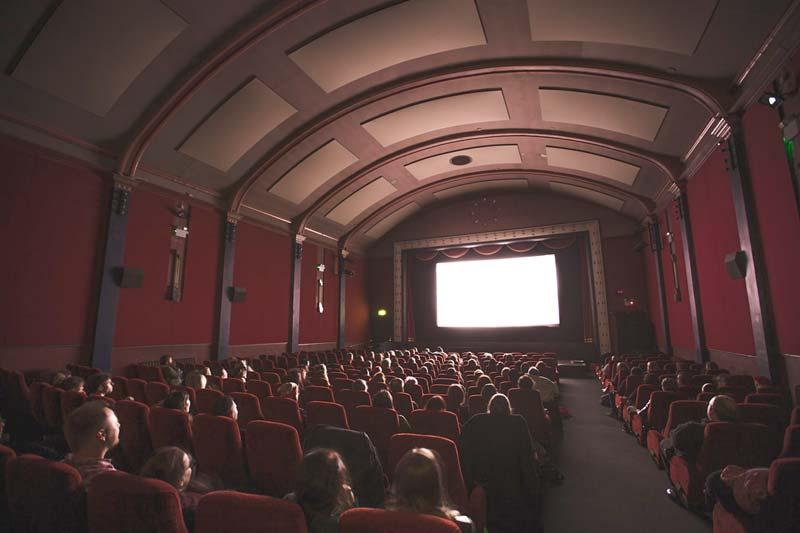 Descuento en cine
