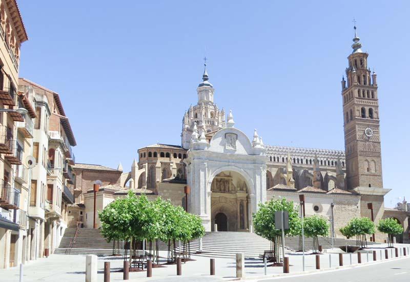 Alumnos de arquitectura analizan el patrimonio de Tarazona