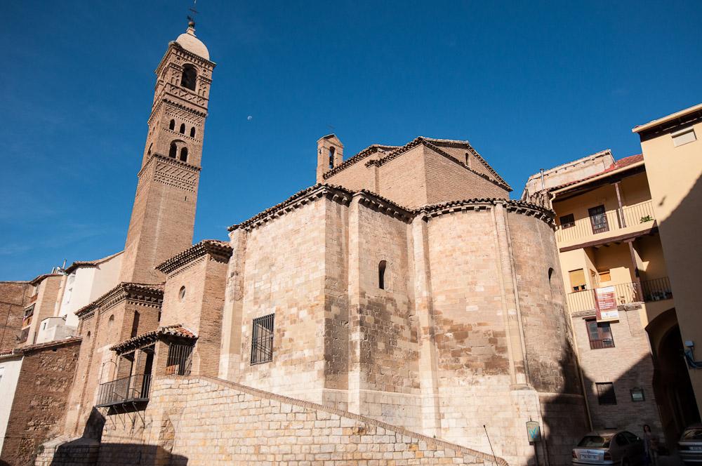 iglesia tarazona